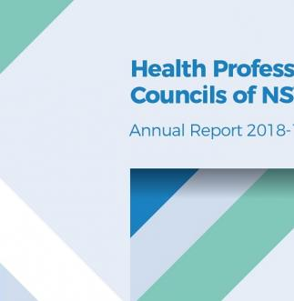 HPCA Annual Report 2018/19 cover page